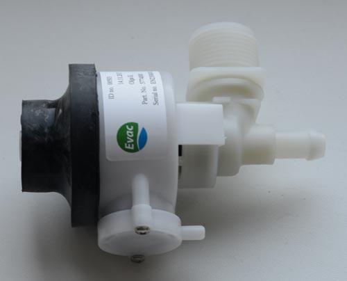 водяной клапан evac 5774002